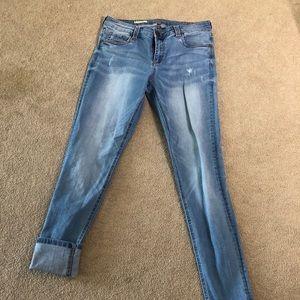 Kut From The Kloth Mia Toothpick Skinny Jeans